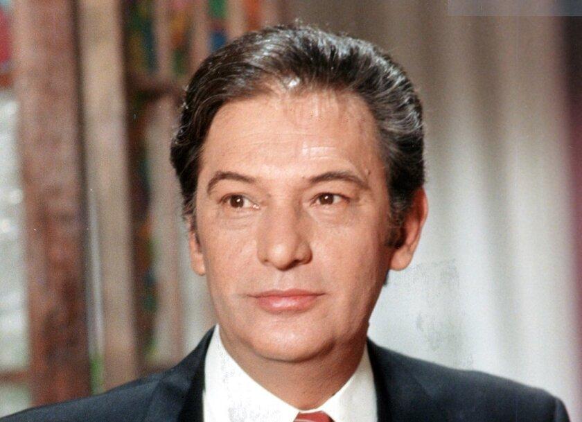 Enrique Lizalde.