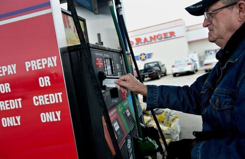 Americans may face rising gasoline prices again in 2013