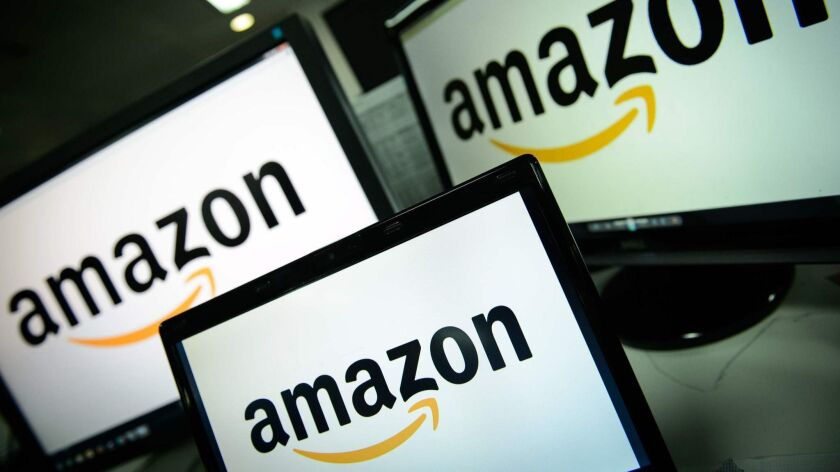 Amazon's cloud computing, digital advertising and services for third-party sellers on its retail site are more profitable than its central business.