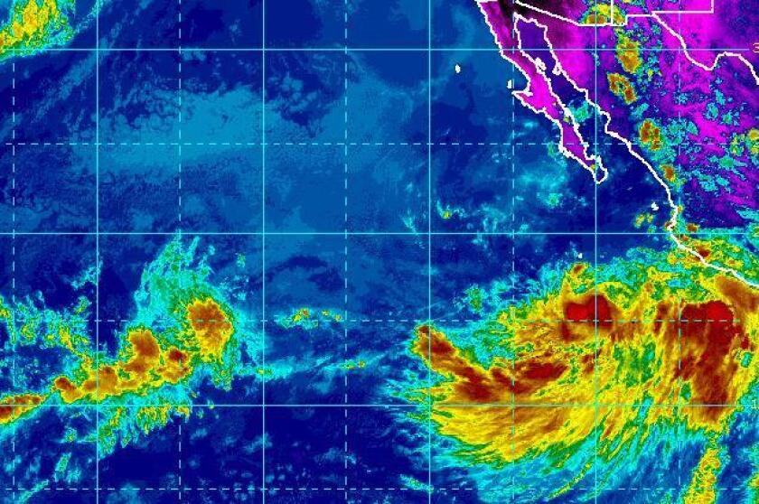 Tropical Storm Ivo