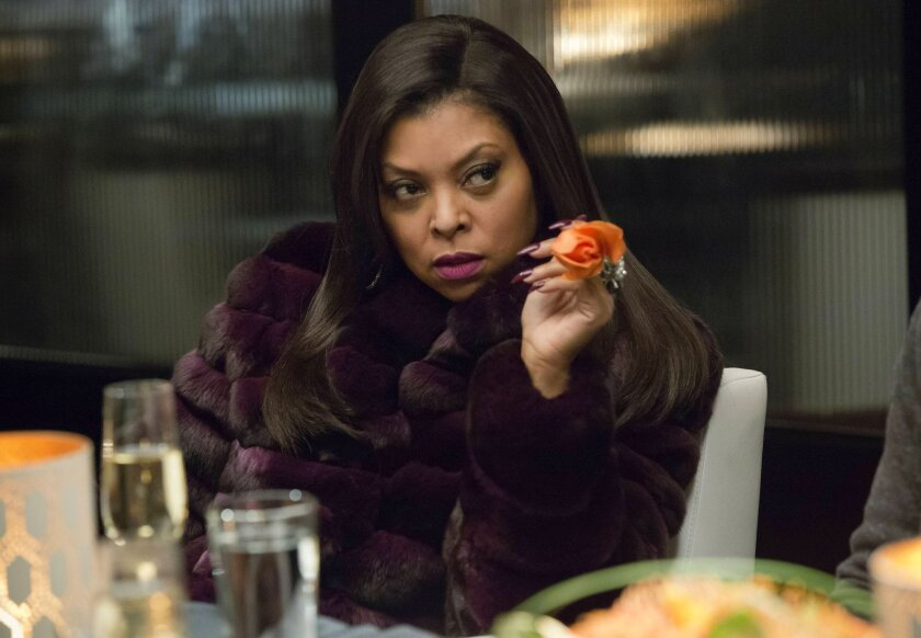 Taraji P. Henson in Fox's hit 'Empire'