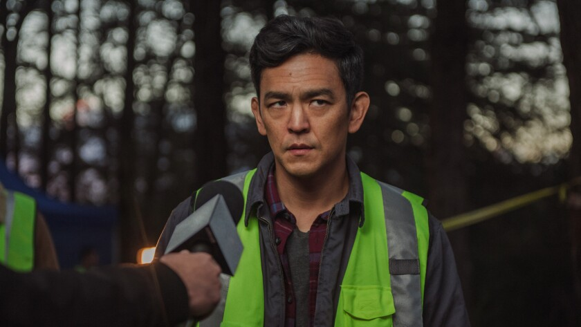 John Cho stars as David Kim in Screen Gems' SEARCHING. ELIZABETH KITCHENS