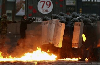 Tensions continue to mount in eastern Ukraine