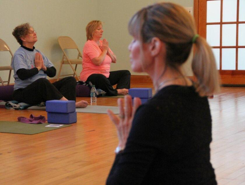 Yoga helps fatigue, inflammation after breast cancer, study says