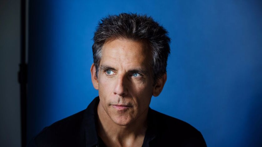 Ben Stiller has two new films coming out.