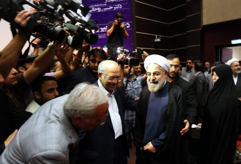 Could Iran's presidential politicking open door to nuclear deal?