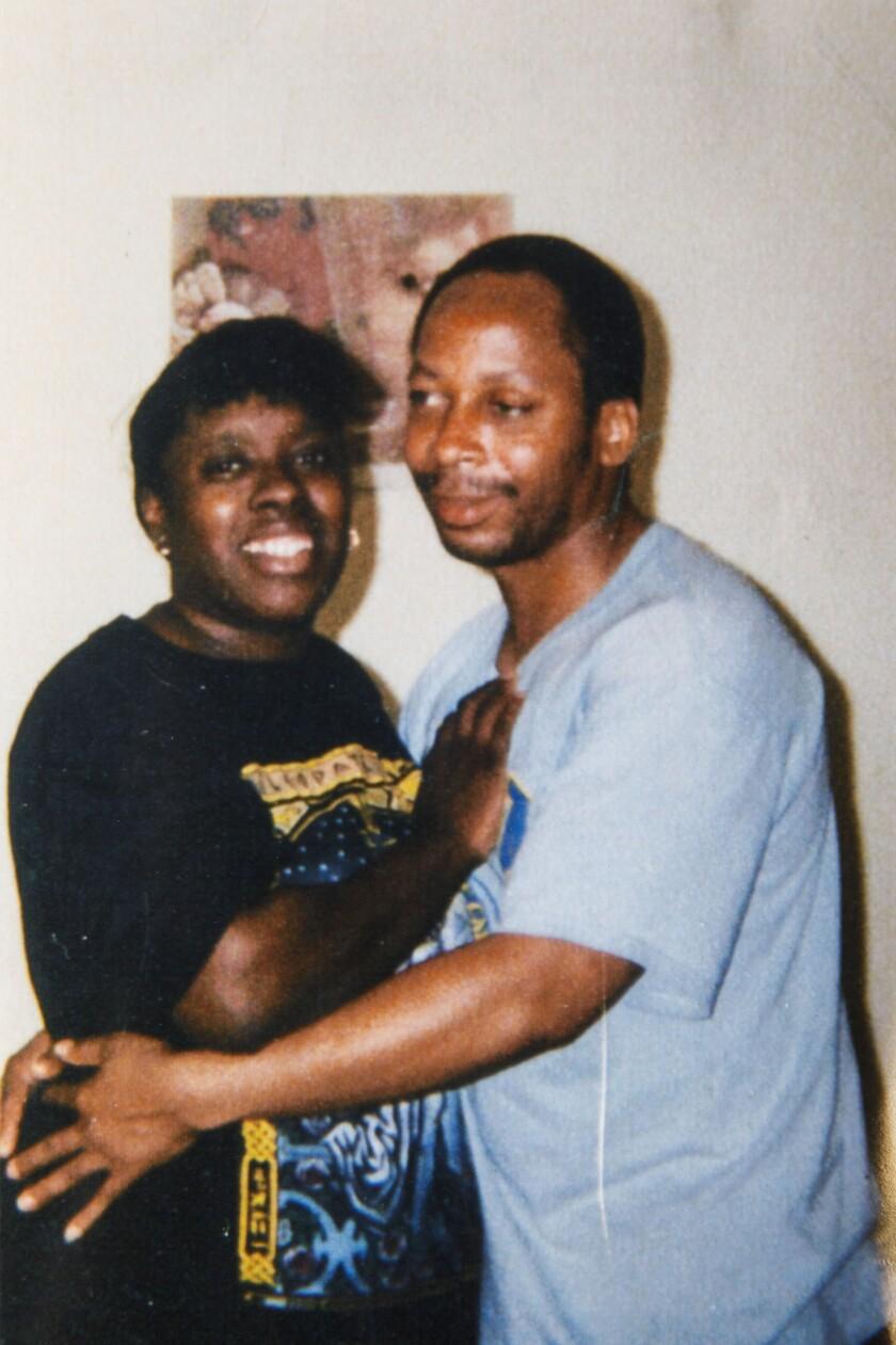 Lola and Alvin Robinson