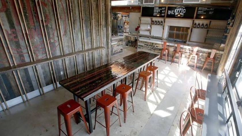 Eppig Brewing has opened its doors in North Park off of El Cajon Blvd. (Courtesy Photo)