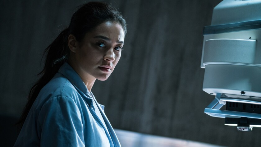 Review: 'The Possession of Hannah Grace' induces pondering more ...