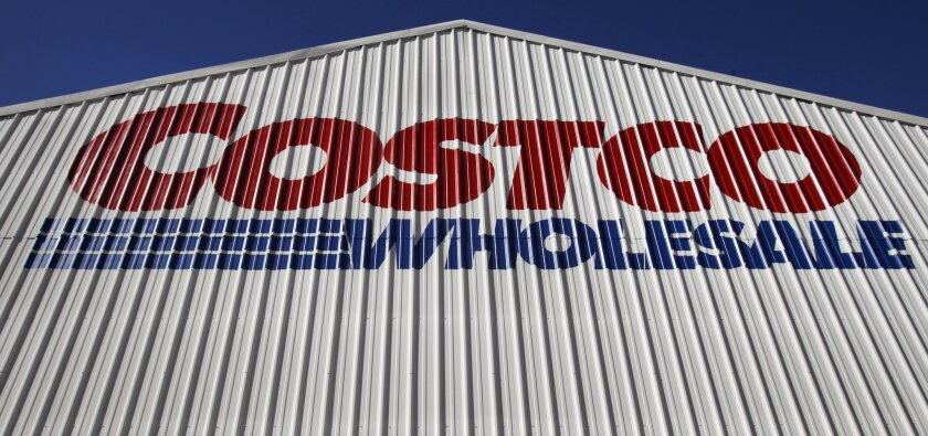 The original Price Club on Morena Boulevard in Rose Canyon became Costco when the two companies merged. / photo by Howard Lipin * U-T
