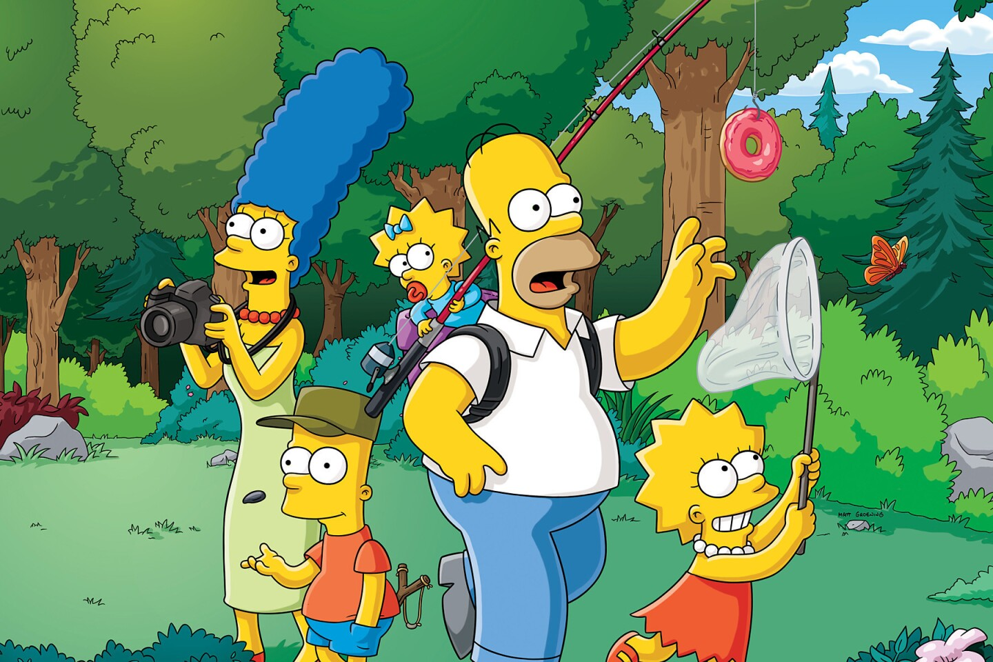 'The Simpsons': Long-running success