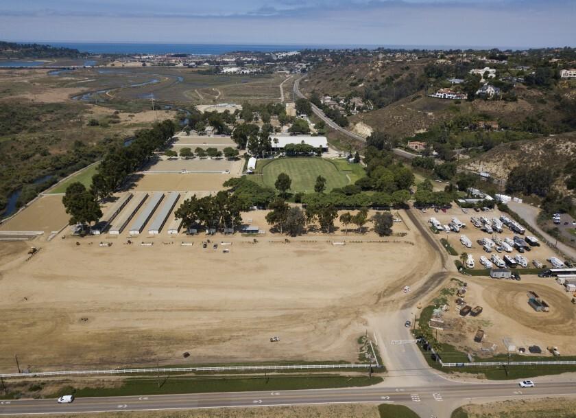 Del Mar Horse Park