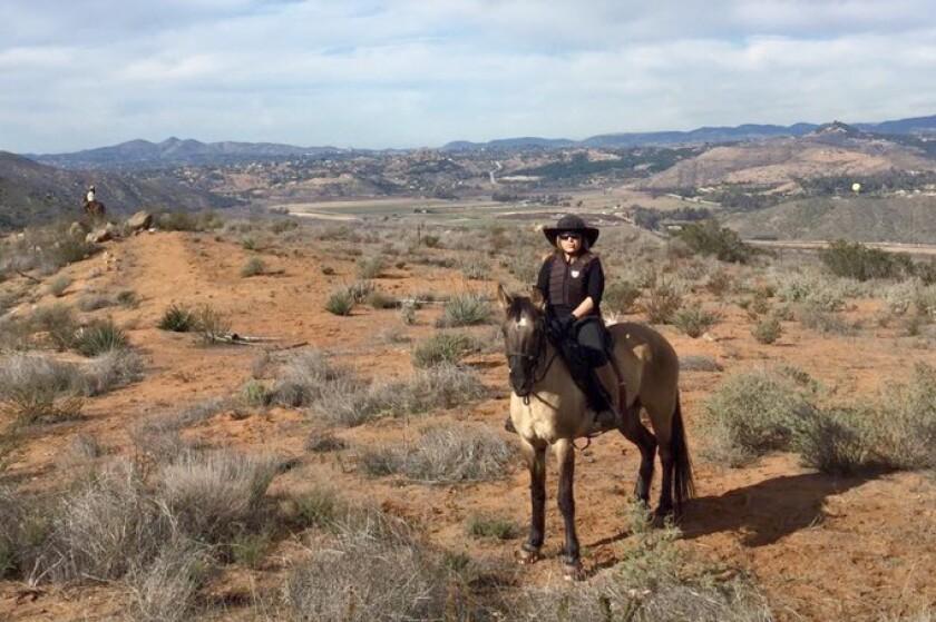 Copy - Jan Morgan riding Whiskey on Old Survey Road 97.jpg