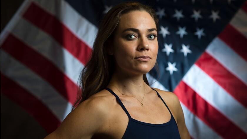 Olympian Natalie Coughlin