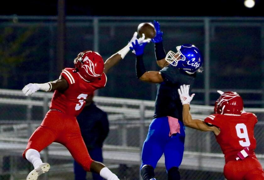 High school football: Week 8 schedule