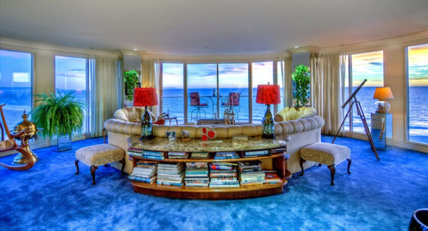 Larry Hagman's penthouse in Santa Monica sold in less than two months for $5 million.
