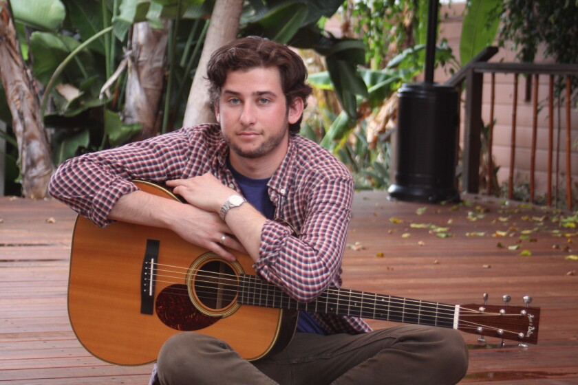 Musician Tim Rayner