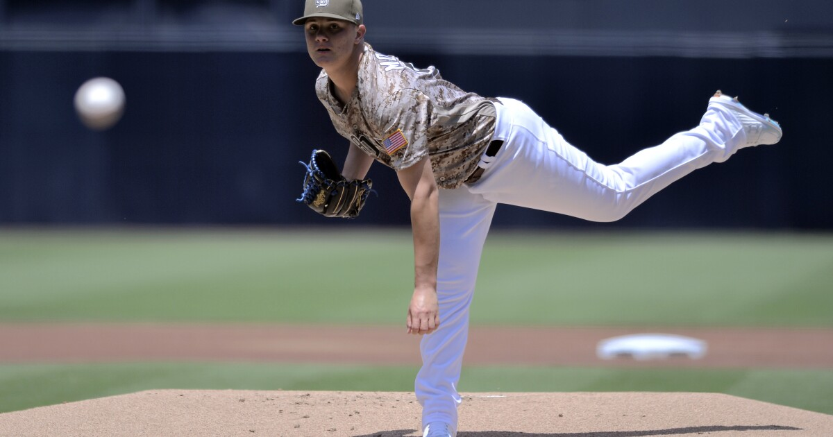 Padres notes: Morejon starting; Reyes among relievers doing well; Dozier ready to DH