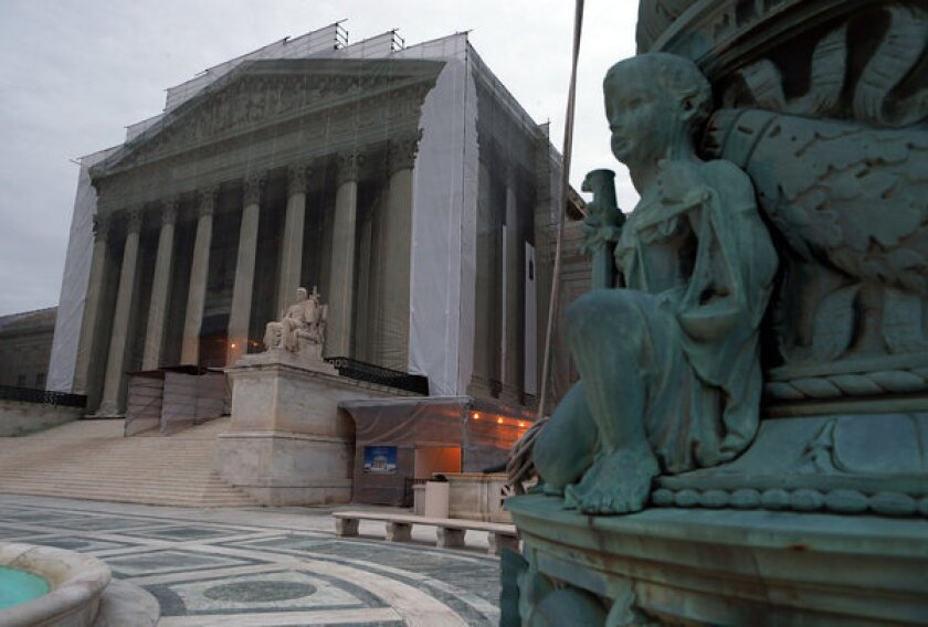 Supreme Court allows police to take DNA from criminal suspects
