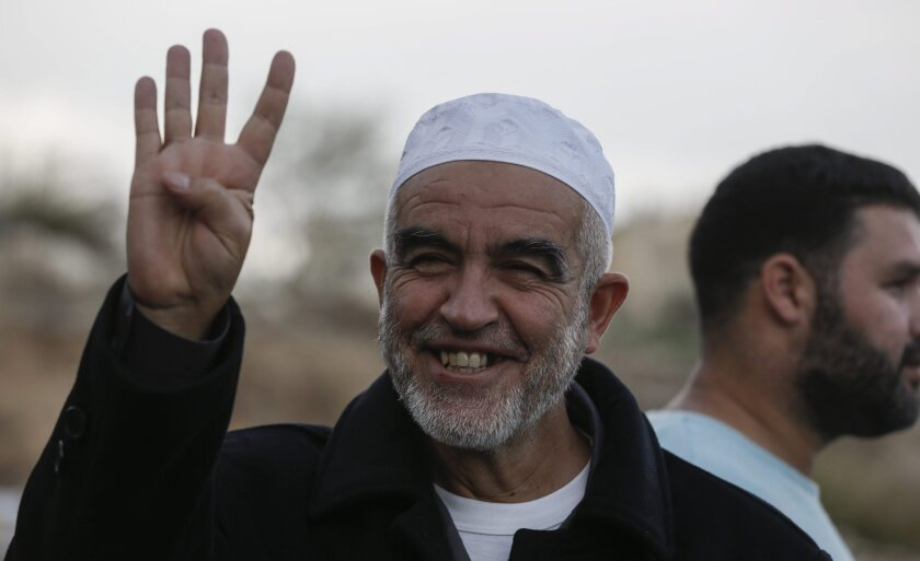 Northern branch of the Islamic Movement in Israel declared illegal
