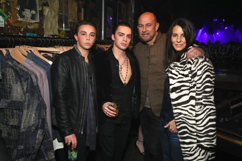 John Varvatos Game of Thrones Launch Event