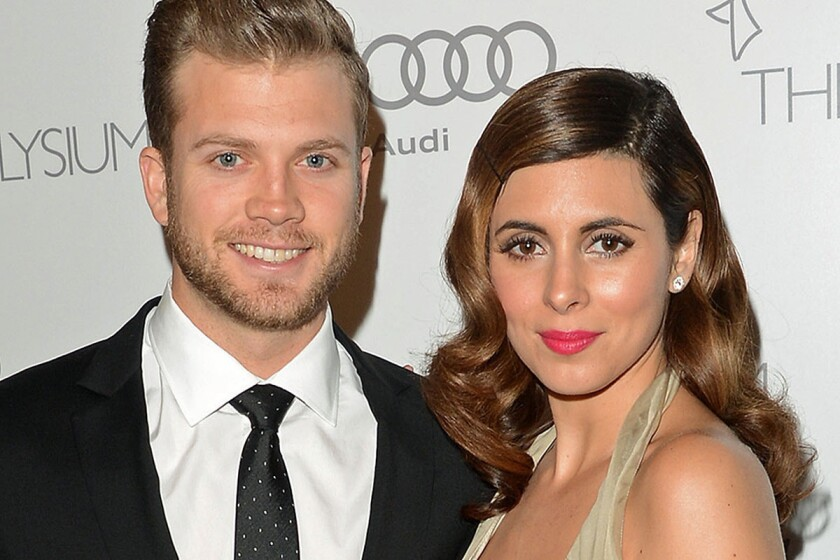 Cutter Dykstra and Jamie-Lynn Sigler, shown at the Art of Elysium 6th annual Heaven Gala on Jan. 12, are engaged to be married.