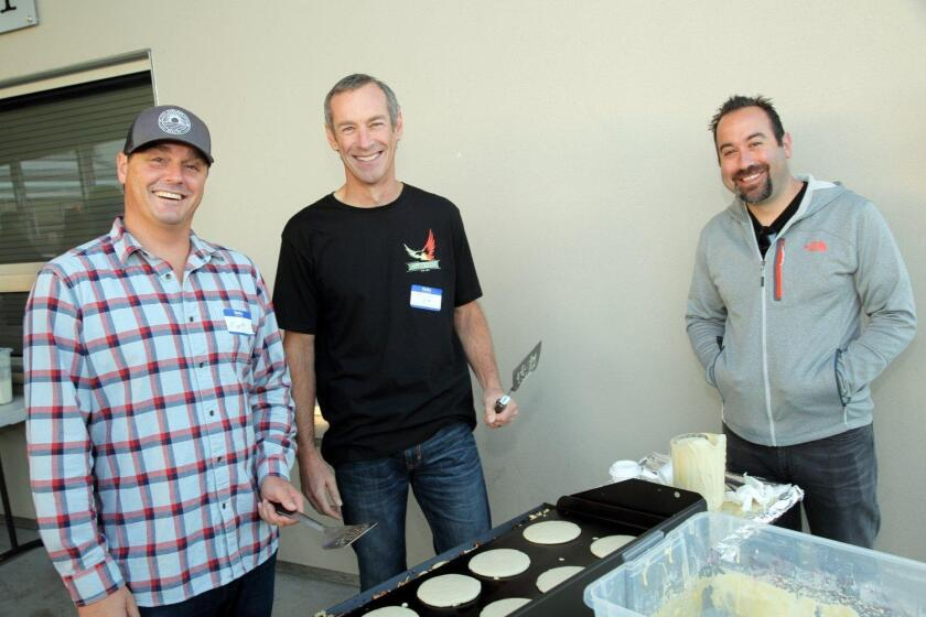 Solana Ranch Dads' Club Pancake Breakfast