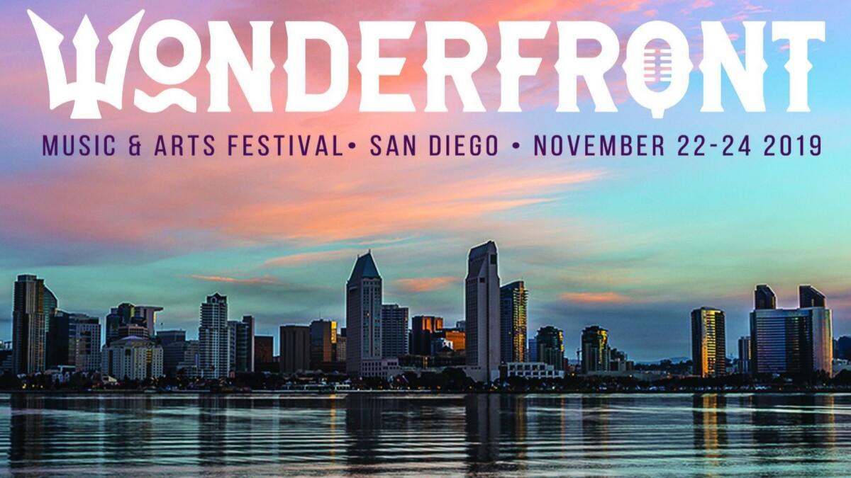 Image result for wonderfront music & arts festival