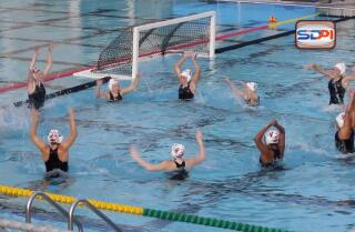 Girls water polo: La Jolla H.S. at Cathedral Catholic H.S.