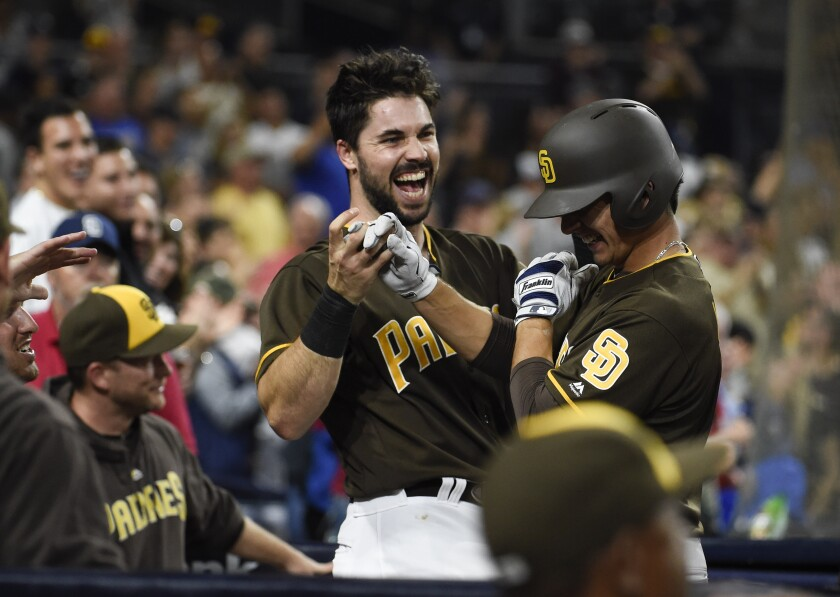 The Padres hope a uniform redesign intended to recapture the team's historic brown syncs with winning in 2020.