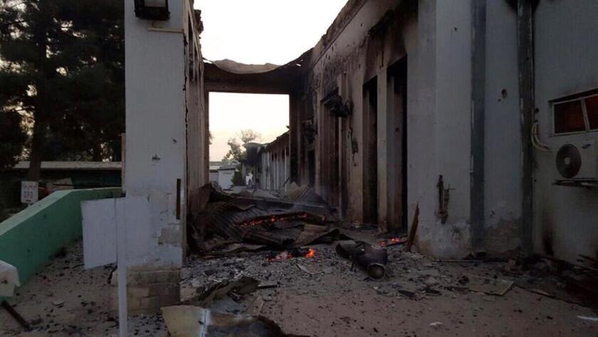 """Un alto funcionario del Pentágono, que habló bajo anonimato con el diario, sostuvo que el ataque se debió a """"una combinación de factores""""."""