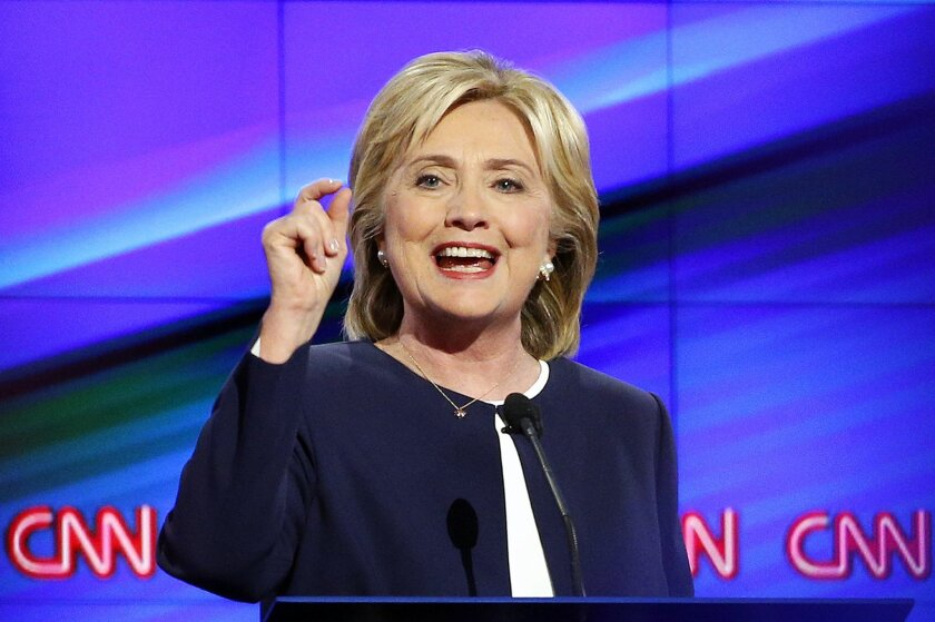 Hillary Rodham Clinton's affiliation with the reform movement through her service in the Obama administration has made teachers more skeptical to her candidacy.