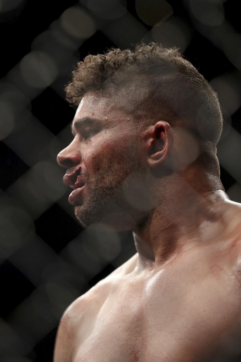 Jairzinho Rozenstruik stuns Alistair Overeem in UFC main event