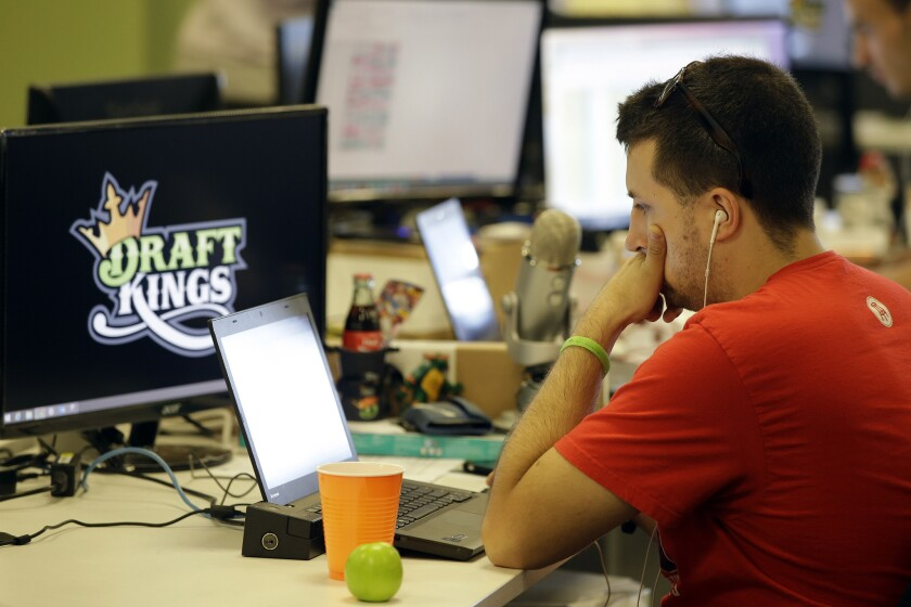 APphoto_Daily Fantasy Sports Lawsuits
