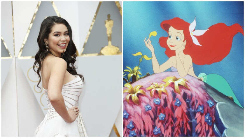ABC says its 'Little Mermaid Live!' won't overshadow ...