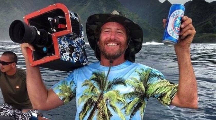 The San Diego Surf Film Festival will include an opening night tribute to the late surf cinematographer and Encinitas native Sonny Miller, who passed away last summer at age 54.