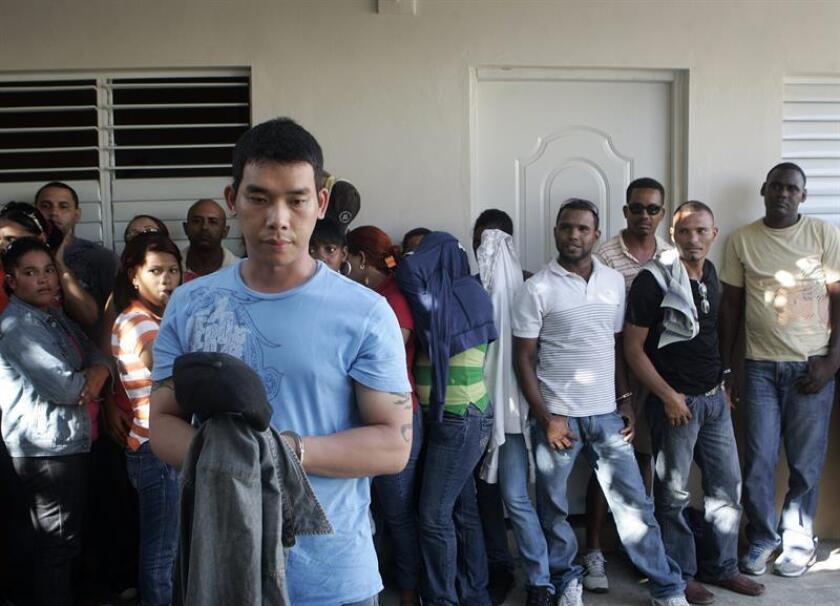 La Guardia Costera en P.Rico repatría a R.Dominicana a 27 migrantes ilegales