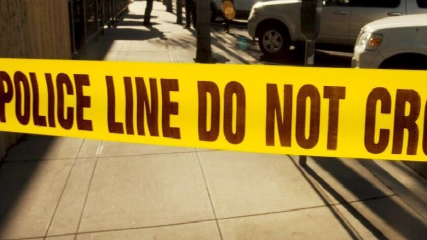 A 21-year-old man was shot in the foot in Bay Terraces early Wednesday morning.