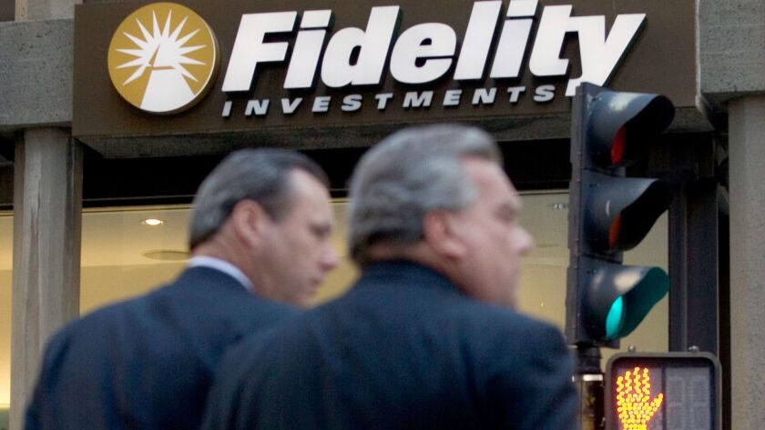 How low can investment fees go? Fidelity launches a race to zero