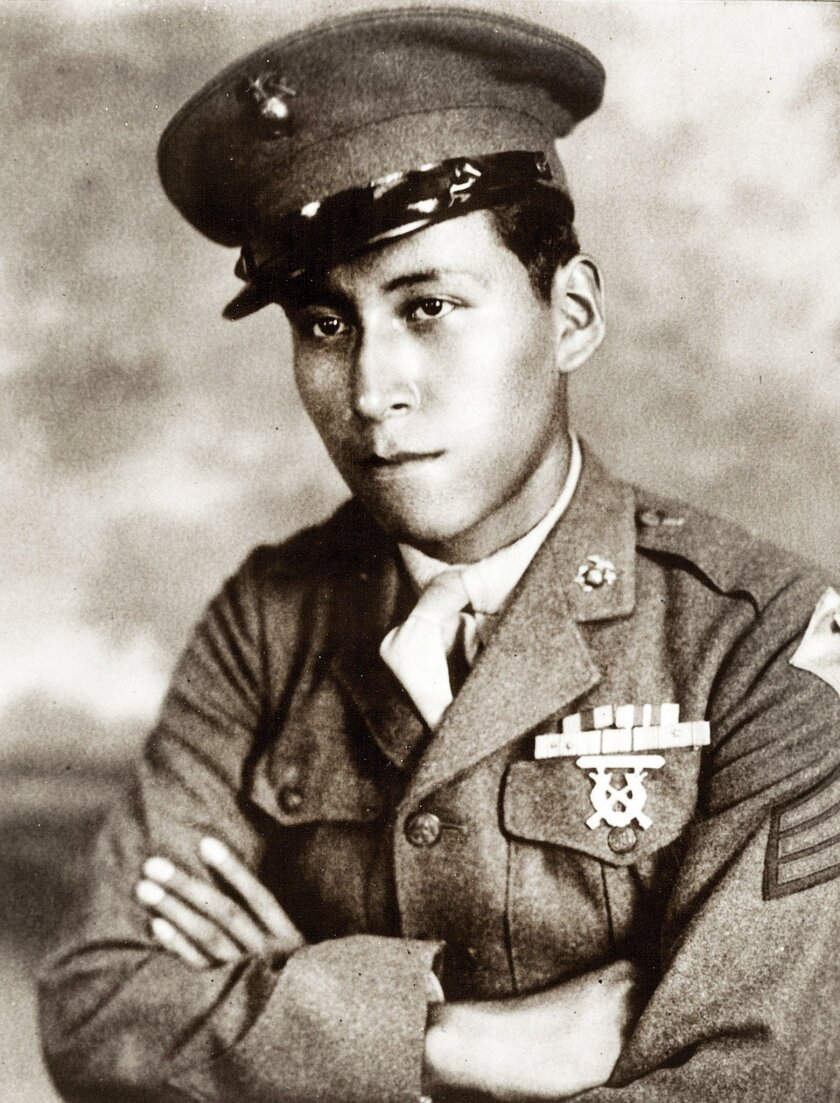 Cpl. Mitchell Red Cloud Jr., a Native American, served in the Korean War. He received the Medal of Honor posthumously.