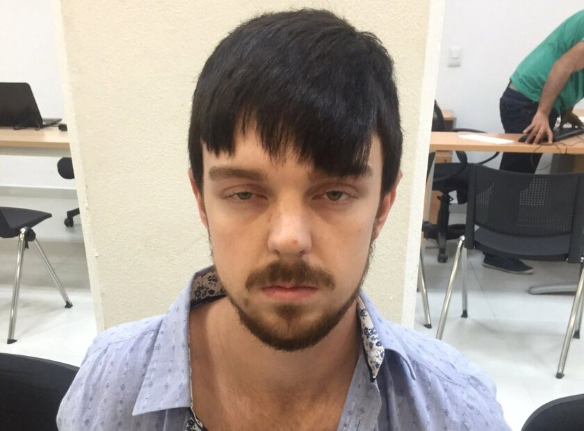 U.S. national Ethan Couch is pictured in this undated handout photograph