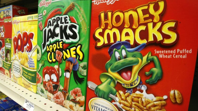 Honey Smacks is the only product Kellogg's is recalling in connection with the salmonella outbreak.