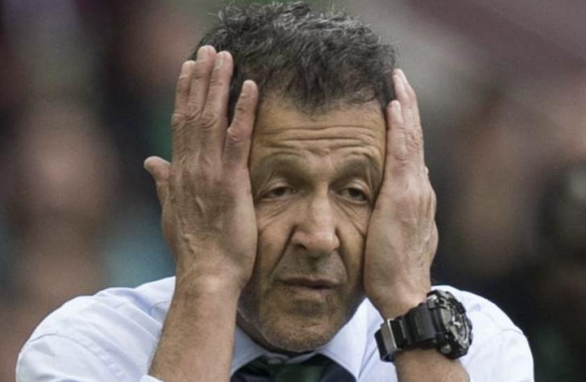 Juan Carlos Osorio, ex entrenador de México.