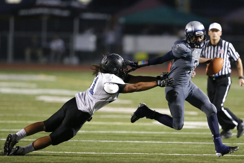Madison quarterback Kareem Coles was chosen Western League Offensive Player of the Year.