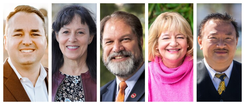 Candidates for an open 2nd District seat on the Orange County Board of Supervisors