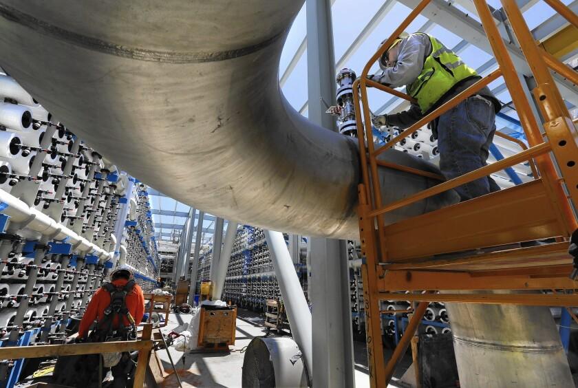 Desalination Carlsbad