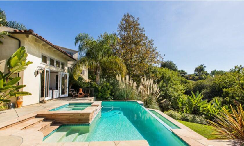 Kevin Shirley's Malibu home