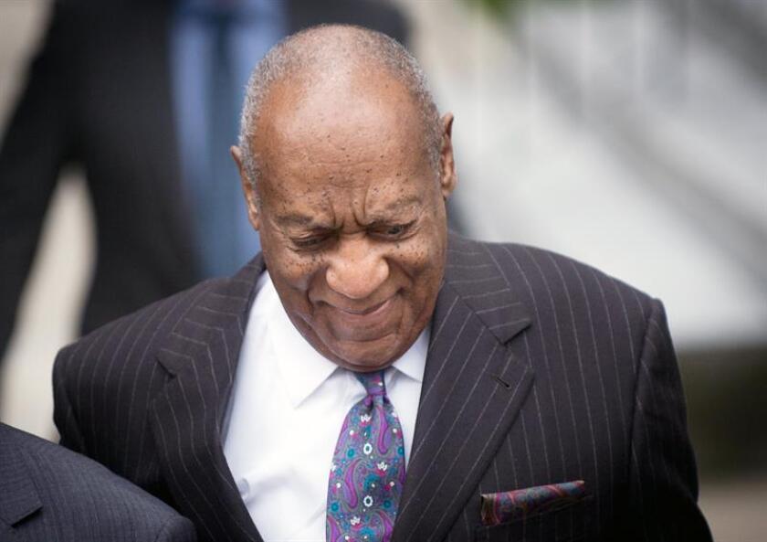 Una testigo defendió hoy al cómico Bill Cosby, icono de la cultura popular de EE.UU., en el juicio en su contra en la corte de Norristown (Pensilvania) y aseguró que las acusaciones de abusos sexuales son falsas. EFE/ARCHIVO