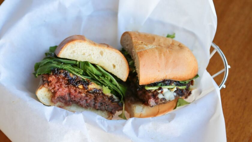 The Office Burger, from Father's Office, opening a third location in the Arts District.
