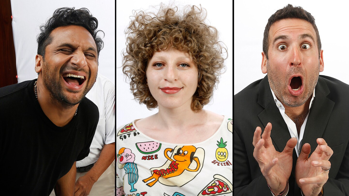 LAFF 2014: L.A. Times photo booth